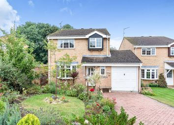 Thumbnail 4 bed detached house for sale in Hubbard Close, Buckingham