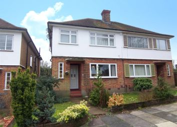 Thumbnail 1 bed maisonette to rent in Holwell Place, Pinner