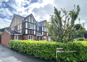 Thumbnail 4 bed detached house for sale in Comberbach Drive, Nantwich