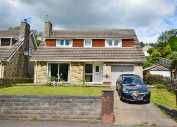 Thumbnail 3 bed detached bungalow for sale in Ffwrwm Road, Machen, Caerphilly