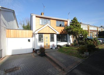 Thumbnail 3 bed link-detached house for sale in Gayleighs, Rayleigh