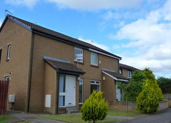 Thumbnail 1 bedroom end terrace house to rent in Brechin Drive, Polmont