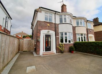 Thumbnail 3 bed semi-detached house for sale in Stone Road, Trentham, Staffs
