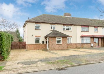 Thumbnail 4 bed end terrace house for sale in St. Johns Road, Bletchley, Milton Keynes