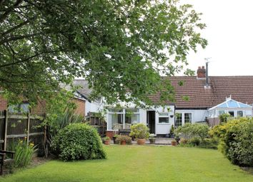 Thumbnail 2 bed bungalow for sale in Charnwood Drive, Leicester Forest East, Leicester