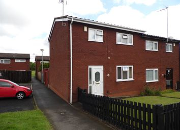 Thumbnail 3 bedroom semi-detached house for sale in Newhall Street, Tipton
