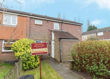Thumbnail 3 bed end terrace house for sale in Strickland Close, Ifield, Crawley, West Sussex