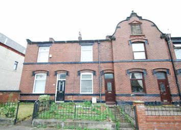 Thumbnail 3 bed terraced house for sale in Walmersley Road, Bury, Lancashire