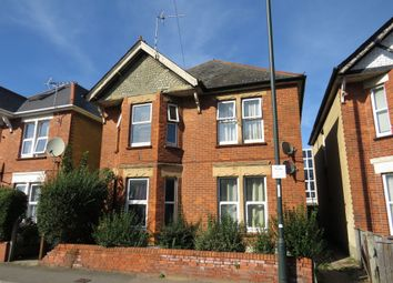 Thumbnail 2 bed flat for sale in Alma Road, Winton, Bournemouth