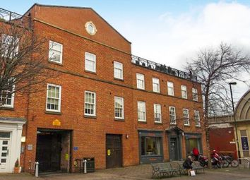 Thumbnail 2 bed flat for sale in Wade Street, Lichfield