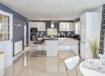 """Thumbnail 5 bed detached house for sale in """"Lichfield"""" at Ripley Link, Great Denham, Bedford"""