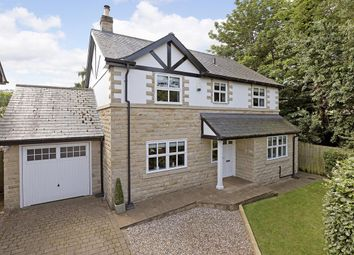 Thumbnail 4 bed detached house for sale in Vale Gardens, Ilkley