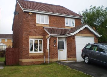 Thumbnail 3 bed detached house to rent in Gordon Rowley Way, Morriston, Swansea