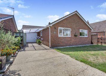 Thumbnail 3 bed detached bungalow for sale in Westgate, Shropham, Attleborough
