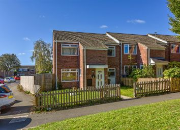 Thumbnail End terrace house for sale in Caesar Close, Andover