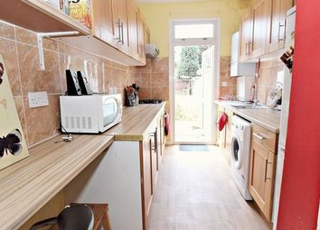 Thumbnail 4 bed terraced house to rent in Meads Road, London