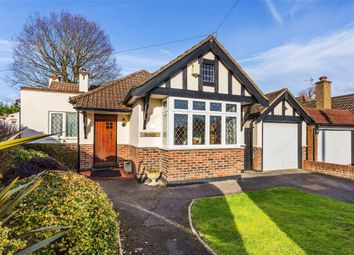 Thumbnail 3 bed bungalow for sale in Woodlands Drive, South Godstone, Surrey