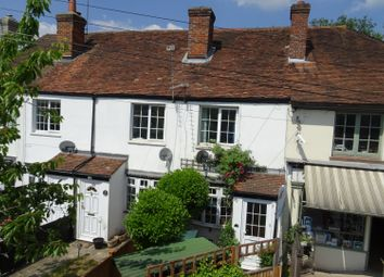 Thumbnail 2 bed cottage for sale in Watermill Court, Bath Road, Woolhampton, Reading
