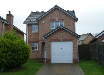 Thumbnail 3 bed detached house to rent in Larch Drive, Carlisle