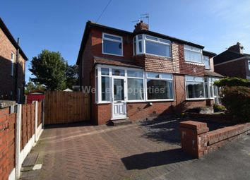 Thumbnail 3 bedroom property to rent in Dale Grove, Timperley, Altrincham