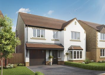 """Thumbnail 5 bed detached house for sale in """"The Harley"""" at Mentmore Road, Cheddington, Leighton Buzzard"""