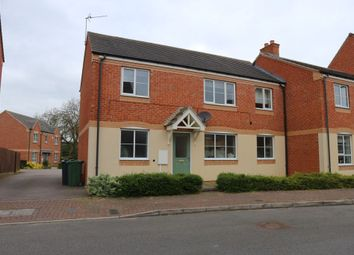 Thumbnail 2 bedroom flat for sale in Clover Way, Syston