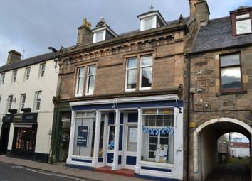 Thumbnail 4 bed flat for sale in 135A High Street, Forres