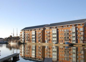Thumbnail 2 bed flat to rent in Severn Road, The Docks, Gloucester