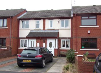 Thumbnail 2 bedroom terraced house to rent in The Leazes, Sunderland