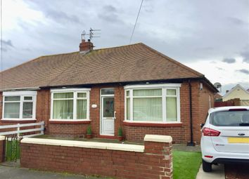 Thumbnail 2 bed semi-detached bungalow for sale in Northfield Road, South Shields