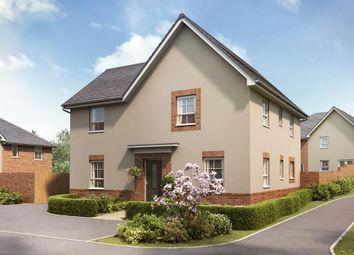 "Thumbnail 4 bed detached house for sale in ""Alderney"" at Upper Chapel, Launceston"