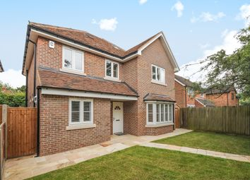 Thumbnail 4 bed detached house to rent in Petersfield, Harpenden Road, St.Albans