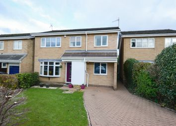 Thumbnail 5 bed detached house for sale in Caernarvon Close, Walton, Chesterfield