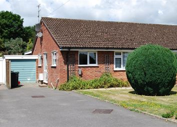Thumbnail 3 bed semi-detached bungalow to rent in The Meadway, Highcliffe Christchurch, Dorset