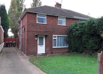 Thumbnail 3 bed property for sale in Ashdale Road, Wrockwardine Wood, Telford