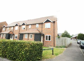 Thumbnail 3 bed semi-detached house to rent in Ilsley Gardens, Ilsley Road, Compton, Newbury