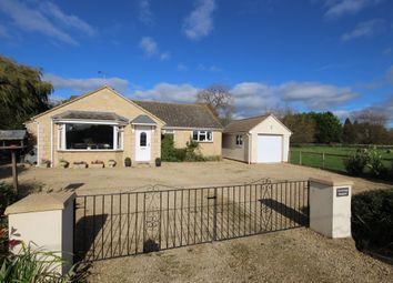 Thumbnail 3 bed detached bungalow for sale in Moreton Lane, Witney