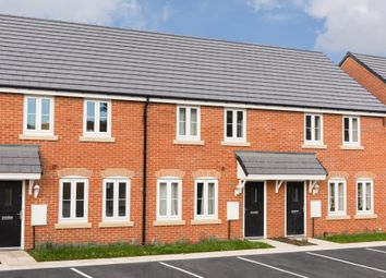 "Thumbnail 3 bed terraced house for sale in ""Archford"" at Cheriton Close, Connah's Quay, Deeside"