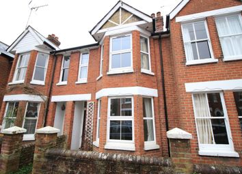 Thumbnail 4 bed terraced house to rent in Egbert Road, Winchester