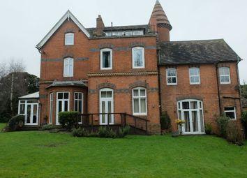 Thumbnail 1 bed flat for sale in Leddington Court, Ross Road, Ledbury