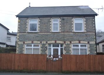 Thumbnail 4 bed detached house for sale in George Street, Pontnewynydd, Pontypool