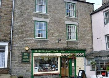 Thumbnail 3 bed terraced house for sale in Front Street, Alston, Cumbria