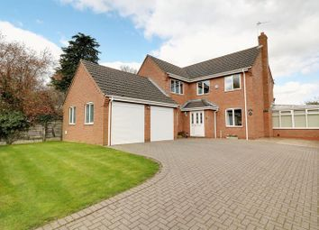 Thumbnail 4 bed detached house for sale in Appleby Lane, Broughton, Brigg