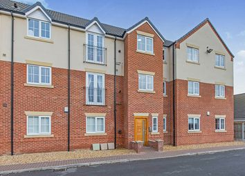 Thumbnail 2 bed flat for sale in Mulberry Court, Fir Tree Avenue, Doncaster, South Yorkshire