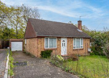 Thumbnail Detached bungalow for sale in Oakhill Close, Bursledon