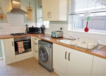 Thumbnail 2 bed semi-detached house for sale in Cemetery Road, Wrexham