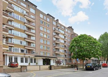 Thumbnail 3 bed flat for sale in Portsea Place, London