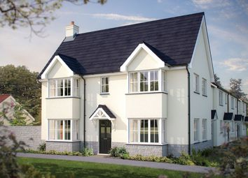 "Thumbnail 3 bed semi-detached house for sale in ""The Sheringham"" at Humphry Davy Lane, Hayle"