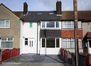Thumbnail 4 bedroom terraced house for sale in Extended 4 Double Bedroom, 3 Reception Room House, Julia Gardens, Barking