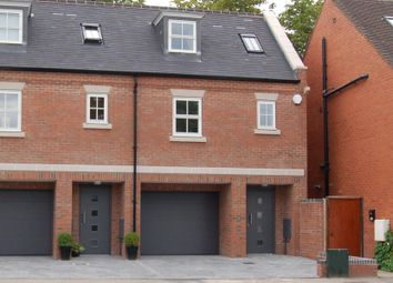 Thumbnail 2 bed end terrace house to rent in Upper St. John Street, Lichfield